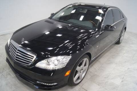 2011 Mercedes-Benz S-Class for sale at Sacramento Luxury Motors in Carmichael CA
