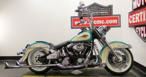 1992 Harley-Davidson Heritage Softail  for sale at Certified Motor Company in Las Vegas NV