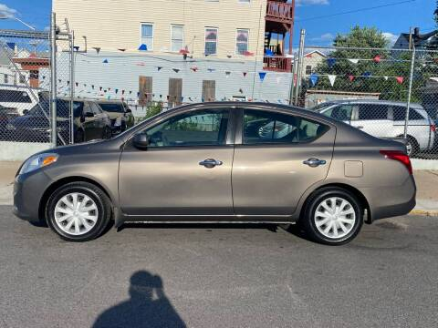 2013 Nissan Versa for sale at G1 Auto Sales in Paterson NJ