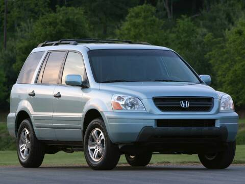 2003 Honda Pilot for sale at St. Croix Classics in Lakeland MN