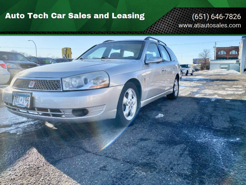 2004 Saturn L300 for sale at Auto Tech Car Sales in Saint Paul MN