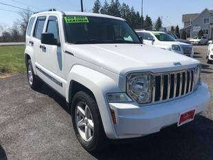 2012 Jeep Liberty for sale at FUSION AUTO SALES in Spencerport NY