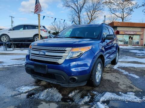 2013 Ford Explorer for sale at Lamarina Auto Sales in Dearborn Heights MI