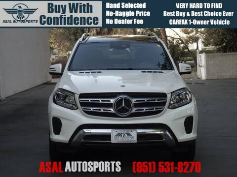2017 Mercedes-Benz GLS for sale at ASAL AUTOSPORTS in Corona CA