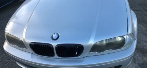 2000 BMW 3 Series for sale at Quality Wholesale Center Inc in Baton Rouge LA