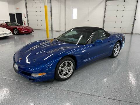 2002 Chevrolet Corvette for sale at The Car Buying Center in Saint Louis Park MN