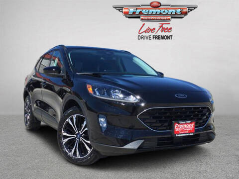 2021 Ford Escape for sale at Rocky Mountain Commercial Trucks in Casper WY