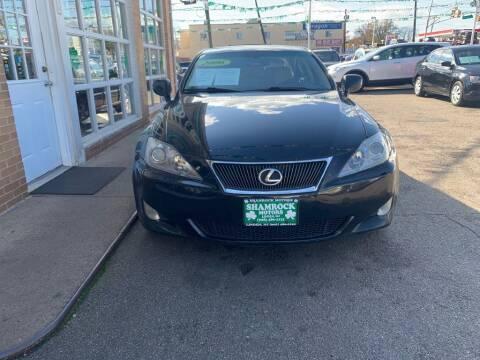 2006 Lexus IS 250 for sale at Park Avenue Auto Lot Inc in Linden NJ