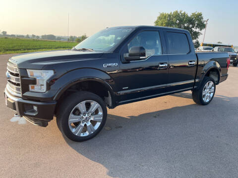 2016 Ford F-150 for sale at De Anda Auto Sales in South Sioux City NE