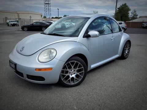 2008 Volkswagen New Beetle for sale at Northwest Premier Auto Sales Kennewick in Kennewick WA