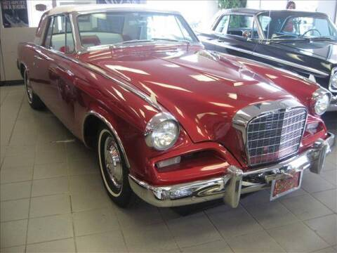 1962 Studebaker Hawk for sale at Haggle Me Classics in Hobart IN