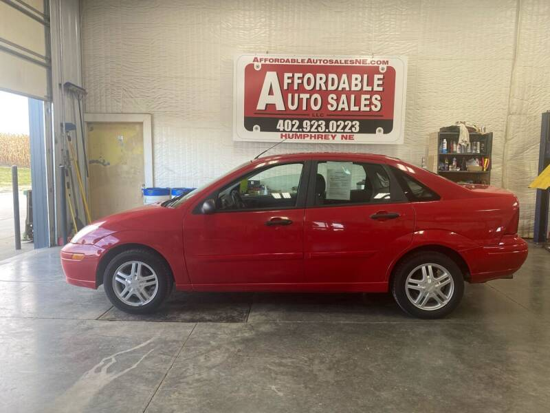 2004 Ford Focus for sale at Affordable Auto Sales in Humphrey NE