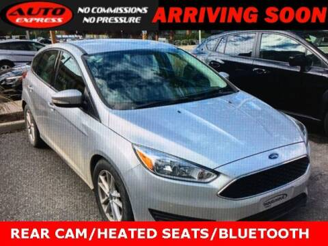 2016 Ford Focus for sale at Auto Express in Lafayette IN