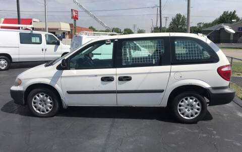 2006 Dodge Caravan for sale at Larry Schaaf Auto Sales in Saint Marys OH