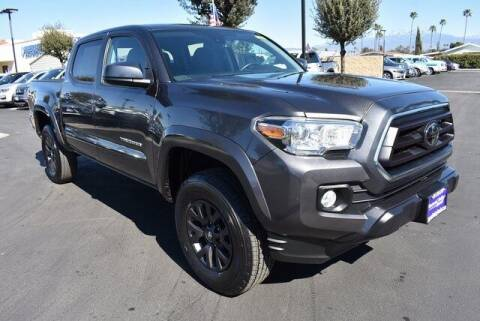 2020 Toyota Tacoma for sale at DIAMOND VALLEY HONDA in Hemet CA