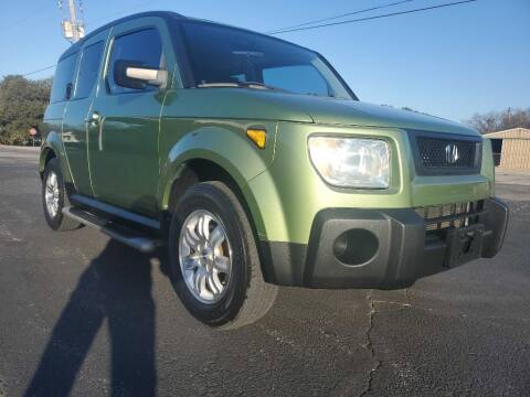 2006 Honda Element for sale at Thornhill Motor Company in Lake Worth TX