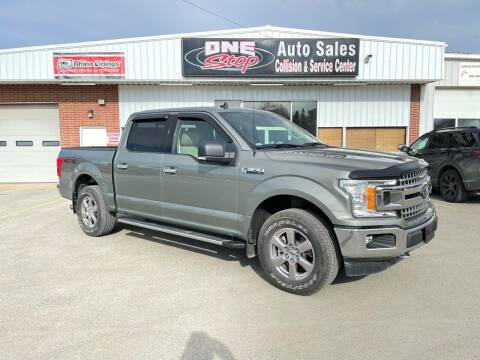2019 Ford F-150 for sale at One Stop Auto Sales, Collision & Service Center in Somerset PA