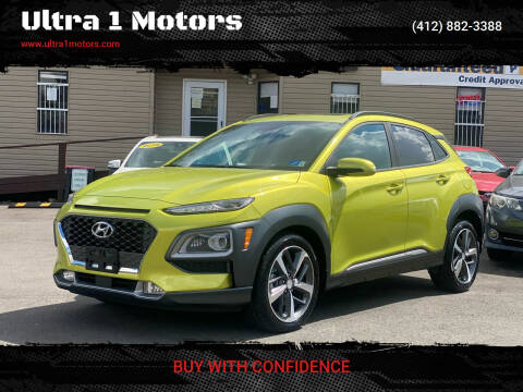 2020 Hyundai Kona for sale at Ultra 1 Motors in Pittsburgh PA