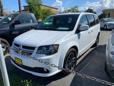 2019 Dodge Grand Caravan for sale at Contra Costa Auto Sales in Oakley CA