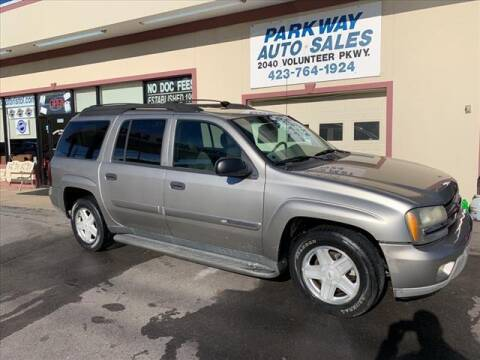 2003 Chevrolet TrailBlazer for sale at PARKWAY AUTO SALES OF BRISTOL in Bristol TN