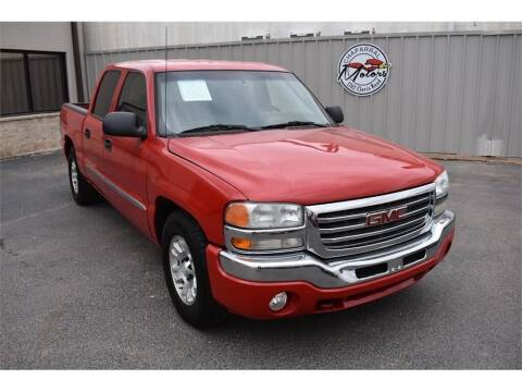 2005 GMC Sierra 1500 for sale at Chaparral Motors in Lubbock TX