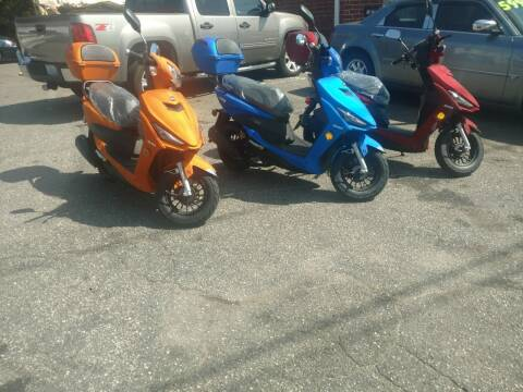 2020 JIAJUE JOG 49CC for sale at IMPORT MOTORSPORTS in Hickory NC
