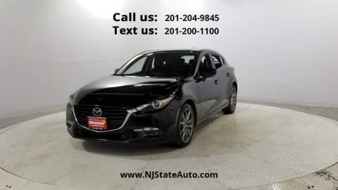 2018 Mazda MAZDA3 for sale at NJ State Auto Used Cars in Jersey City NJ