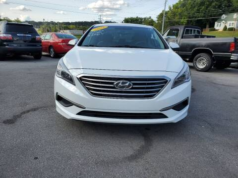 2016 Hyundai Sonata for sale at DISCOUNT AUTO SALES in Johnson City TN