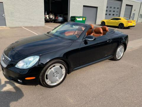 2002 Lexus SC 430 for sale at The Car Buying Center in Saint Louis Park MN