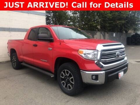 2016 Toyota Tundra for sale at Toyota of Seattle in Seattle WA