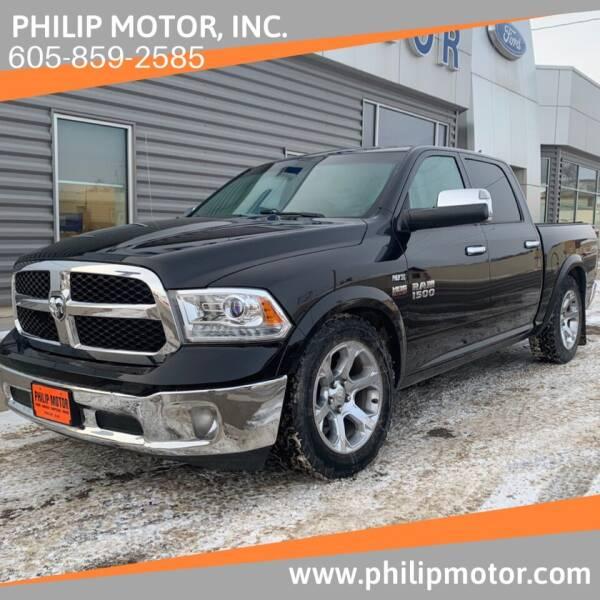 2016 RAM Ram Pickup 1500 for sale at Philip Motor Inc in Philip SD
