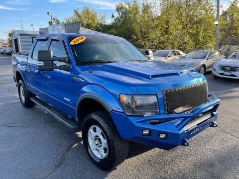 2014 Ford F-150 for sale at LexTown Motors in Lexington KY