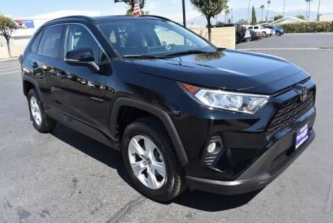 2019 Toyota RAV4 for sale at DIAMOND VALLEY HONDA in Hemet CA