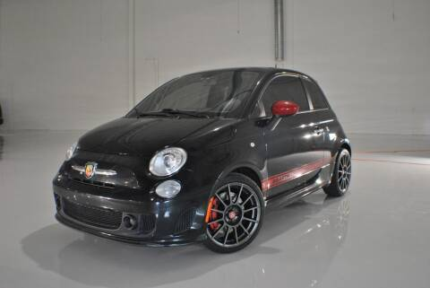 2012 FIAT 500 for sale at Euro Prestige Imports llc. in Indian Trail NC