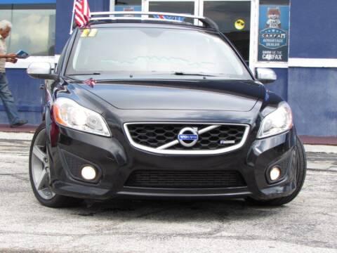 2011 Volvo C30 for sale at VIP AUTO ENTERPRISE INC. in Orlando FL