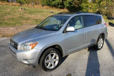 2006 Toyota RAV4 for sale at Mayer Motors of Pennsburg - Green Lane in Green Lane PA