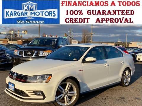 2017 Volkswagen Jetta for sale at Kargar Motors of Manassas in Manassas VA