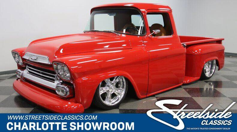 1958 Chevrolet Apache for sale in Concord, NC