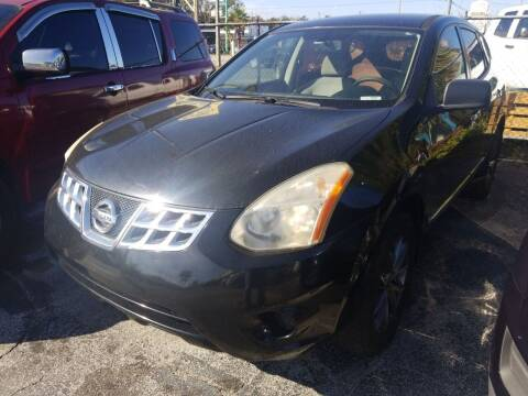 2011 Nissan Rogue for sale at Castle Used Cars in Jacksonville FL