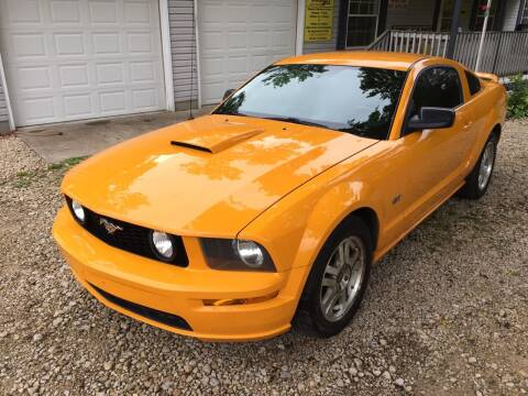 2007 Ford Mustang for sale at Budget Auto Sales in Bonne Terre MO