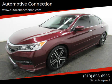 2017 Honda Accord for sale at Automotive Connection in Fairfield OH