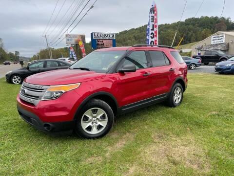 2012 Ford Explorer for sale at ABINGDON AUTOMART LLC in Abingdon VA