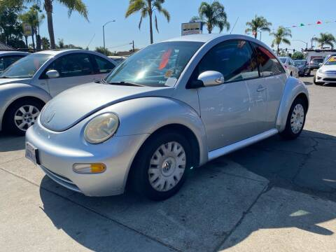2003 Volkswagen New Beetle for sale at 3K Auto in Escondido CA