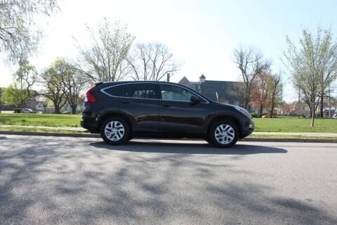 2015 Honda CR-V for sale at Lexington Auto Club in Clifton NJ