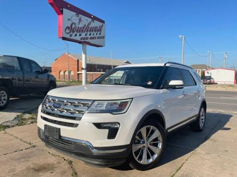 2019 Ford Explorer for sale at Southwest Car Sales in Oklahoma City OK