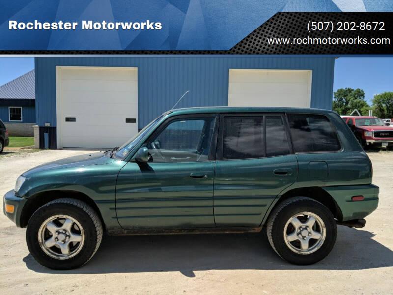 1999 Toyota RAV4 for sale at Rochester Motorworks in Rochester MN