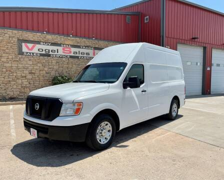 2012 Nissan NV Cargo for sale at Vogel Sales Inc in Commerce City CO