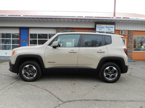 2015 Jeep Renegade for sale at Twin City Motors in Grand Forks ND