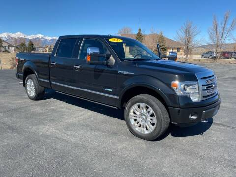 2013 Ford F-150 for sale at Salida Auto Sales in Salida CO