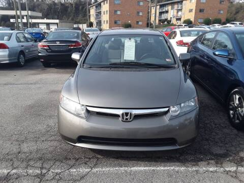 2008 Honda Civic for sale at Auto Villa in Danville VA